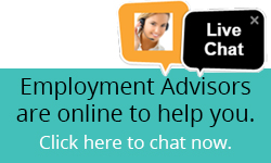 It is written, employment advisors are online to help you. Visit www.flemingemploymenthub.ca to chat now.