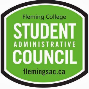 Student Administrative Council Fleming College Sutherland Campus Logo