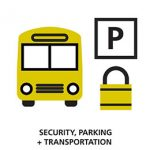 Security, Parking & Transportation