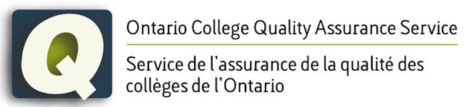 Ontario College Quality Assurance Service (OCQAS) logo