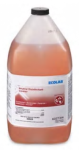 ES15 Spray and Disinfectant Cleaner