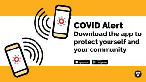 COVID Alert: Download the app to protect yourself and your community