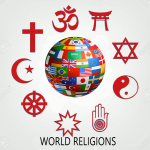 Places of Worship - World religions